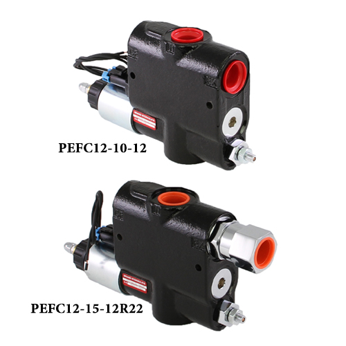 EFC 0-30 GPM - Electronically Adjustable Proportional